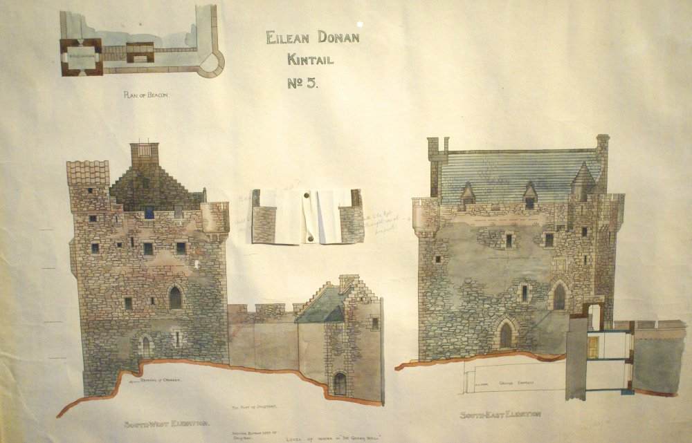 The Best Laid Plans Eilean Donan